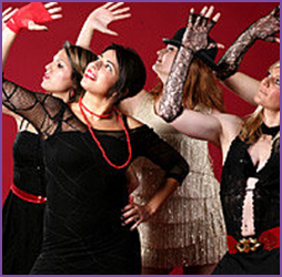 Chicago Hen Party Dance Class