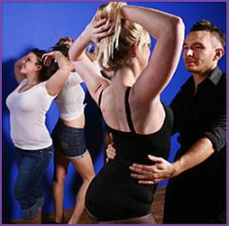 Dirty Dancing Hen Party Dance Class