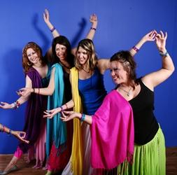 Bollywood Hen Party Dance Class