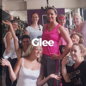 GLEE Hen Party Dance Class